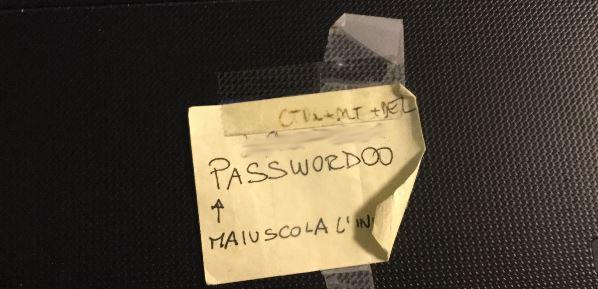 password_semplice